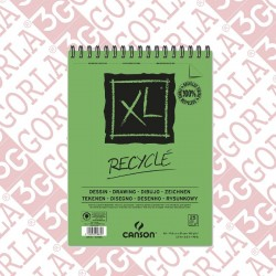 XL RECYCLED 14X21 A5 160GR...