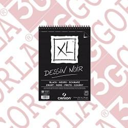 XL BLACK 21X29,7 A4 150GR...