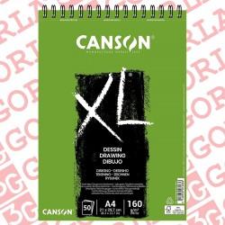 XL DESSIN 21X29 A4 160GR 50...