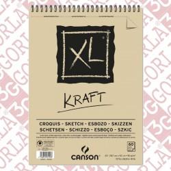 XL KRAFT 29X42 A3 90GR 60...