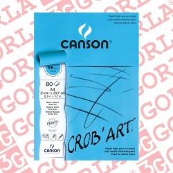 CROB'ART 21x29,7 A4 96GR 80FG CANSON