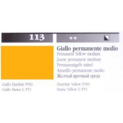 113 ACRILIC MAIMERI 200ML GIALLO PERM.ME