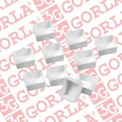 VASCHETTA PVC 1/2 GODET CWR