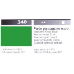 340 ACRILIC MAIMERI 200ML VERDE PERM.SC.