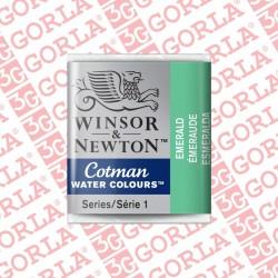 235 COTMAN 1/2 GD W&N EMERALD