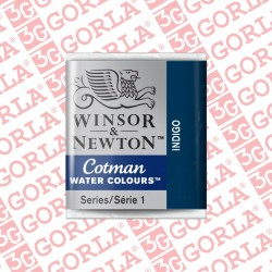 322 COTMAN 1/2 GD W&N INDIGO