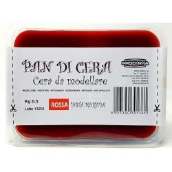 PAN DI CERA ROSSA 500GR...