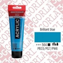 564 AMSTERDAM ACR.120ML BLU...