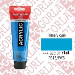 572 AMSTERDAM ACR.120ML BLU...