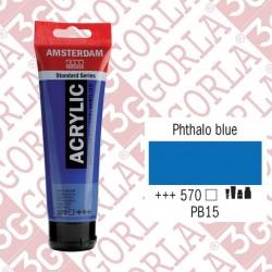 570 AMSTERDAM ACR.120ML BLU...