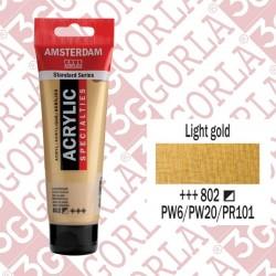 802 AMSTERDAM ACR.120ML ORO...