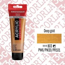 803 AMSTERDAM ACR.120ML ORO...