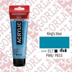 517 AMSTERDAM ACR.120ML BLU REALE