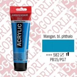 582 AMSTERDAM ACR.120ML BLU...