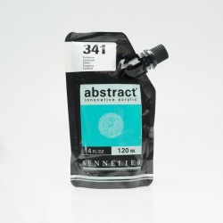 341 ABSTRACT 120ML TURCHESE
