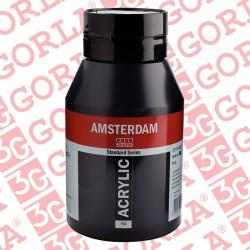 702 AMSTERDAM ACR.1000ML NERO