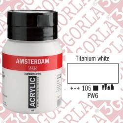 105 AMSTERDAM ACR.500ML...