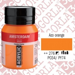 276 AMSTERDAM ACR.500ML...