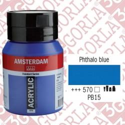 570 AMSTERDAM ACR.500ML BLU...