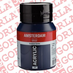 566 AMSTERDAM ACR.500ML BLU...