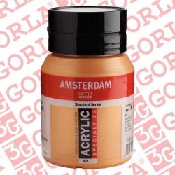 803 AMSTERDAM ACR.500ML ORO...
