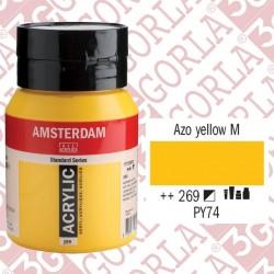 269 AMSTERDAM ACR.500ML...