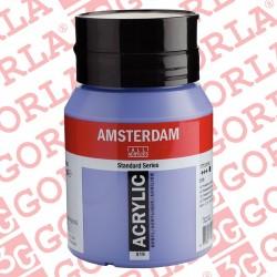 519 AMSTERDAM ACR.500ML BLU...