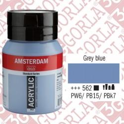 562 AMSTERDAM ACR.500ML BLU...