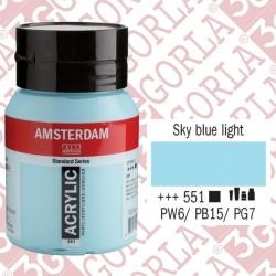 551 AMSTERDAM ACR.500ML...