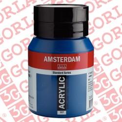 557 AMSTERDAM ACR.500ML BLU...