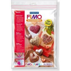 FIMO STAMPO PVC 874226 CUORI