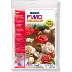 FIMO STAMPO PVC 874236 ROSE