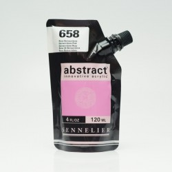 658 ABSTRACT 120ML ROSA QUINACRIDONE