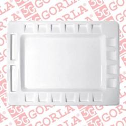 TAVOLOZZA PLASTICA RETT. 32X42