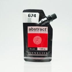 674 ABSTRACT 120ML VERMIGLIONE