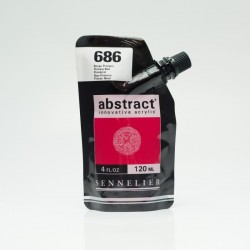 686 ABSTRACT 120ML ROSSO...