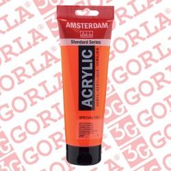 257 AMSTERDAM ACR.250ML ARANCIO REFLEX