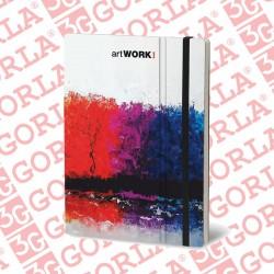ARTWORK BOOK 15X21 160GR...