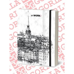 ARTWORK BOOK 19X25 160GR CITY
