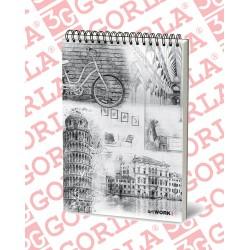 ARTWORK SKETCH 24X33 120GR...
