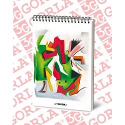 ARTWORK DRAW 24X33 160GR...