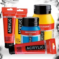 AMSTERDAM ACRYLIC 120ML